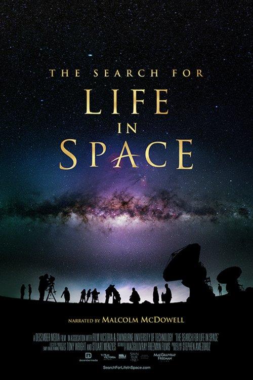 Hledání života ve vesmíru